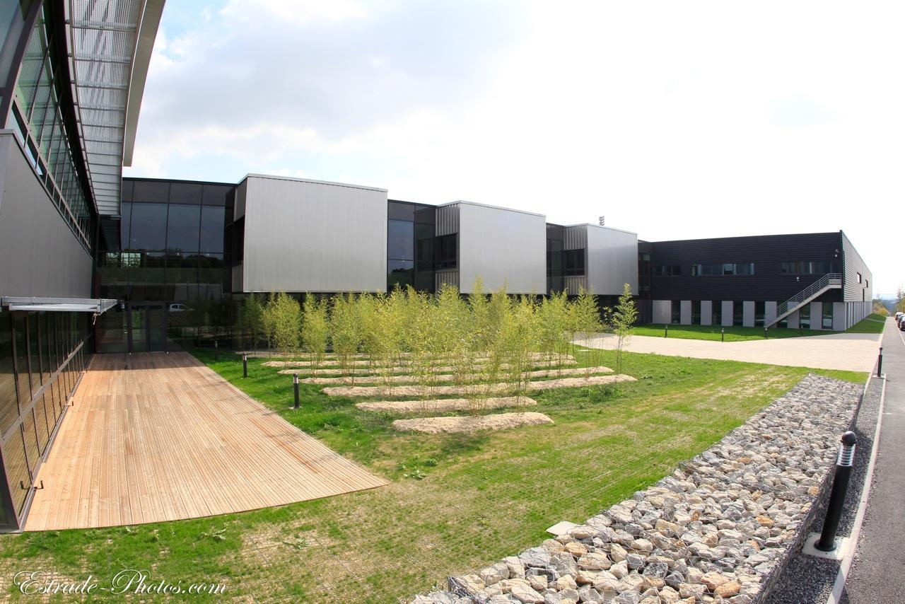 Centre De Formation De La Métallurgie De Reims Nos Réalisations